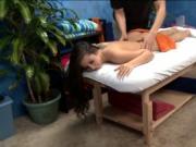 Gir gets an ass massage