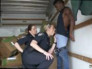 Uk milf dogging Black suspect taken on a raunchy ride
