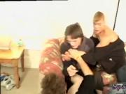 Mature gay spanked young Skater Spank Wars Get Feisty!