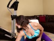 Personal trainer bangs cheating wife
