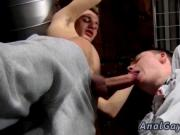 Xxx guy bondage gay Matt Schooled In Cock Sucking