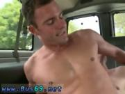 hunk muscle gay Trolling the bus stop