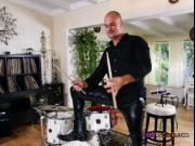 Teen Lexi Lore Sucks Huge Cock Of Drummer