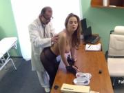 Doctor fucks big boobied hotty