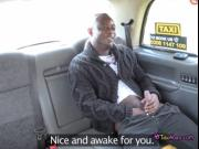 Taxi Driver Sasha Steele Sucks Big Dong Of Client