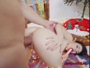 Teen Lucie Cline Gets Banged And Facialized