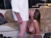 Big old milf s Ivy impresses with her enormous hooters