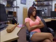 Horny latina Mia Martinez gets fucked by Shawn in his o
