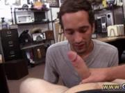 Straight male gay porn xxx Dude yells like a lady!