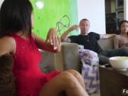 Family strokes couch xxx Mommy Loves Movie Day