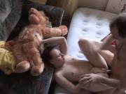 Appealing fuck for gorgeous teen