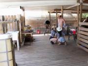 Wild party orgy and ts bi Farm Girls
