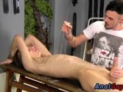 Teen porn gay bondage Adam is a real professional when