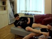 Kissing gay mens feet xxx Sticky Cum-Covered Feet!
