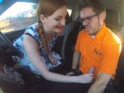 Zara Durose boned to pass driving lesson