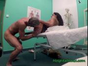 Hot Vixen Valentina Sierra Gets Dicked Down By Doctor