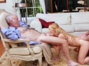 Old man money and amateur daddy anal sex Frannkie And T