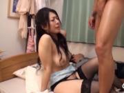 Orgasmic fun for asian cutie