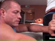 Corey gets his amazingly cute gay ass fucked hard 1 by