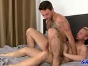 Hardcore gay Andro Maas And Riley Tess