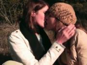 horny lesbian having public sex 2 by RealFilly