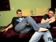 Hot gay Making out on the bed, Bryce and Shane take thi