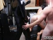 Amazing gay black blowjob moan Dungeon tormentor with a