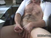 Gay emo twink jerking off video