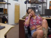 Lexi Banderas sells a saddle and gets fucked in the paw