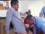 Broke straight boy tyler gay porn movie Earn That Bonus
