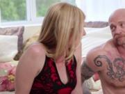 FTM Buck Angel enjoys sucking Tgirl Mandy Mitchell shec