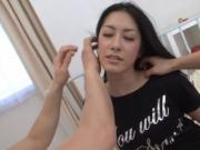 Sensational Asian anal pounding