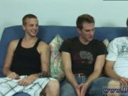 Straight boy get fucked by older gay man and twinks wit