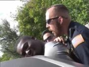 Naked gay black police officers porn Serial Tagger gets