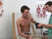 Muscle gay porn video tube first time The exam room was