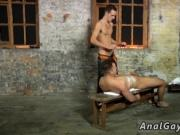 Gay male bondage and young fucking hard first time Luke