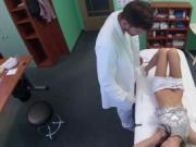Unforgettable sex with a hot doctor