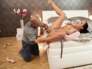 Pussy and daddy anal She dreamed to demonstrate those s