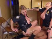 Milf gets anal and golden rain Black Male squatting in