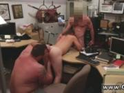 Gay guy giving group head to straight men and big cock