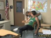 Army gay twink physical first time Ashton Rush and Bric