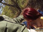 Redhead cocked in grass and big tits blonde lesbians ou