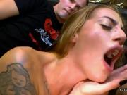 Silvia dellai plays the orgies games with horny huge di