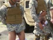 Nude movie of military people gay Explosions, failure,