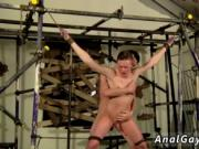 3d gay bondage He's bare and limp, weak and incapable o