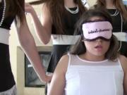 First time teen sorority initiation finger fuck
