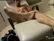 Videos of men masturbating at the urinals gay first tim
