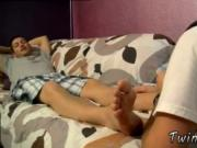 Boys with shaved legs tube and nude fucked by the feet