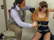 To much of rope and smart BDSM submissive sex