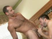 Married dude gets dick sucked 4 By MarriedBF